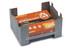 Esbit pequeño - Hornillos de camping - 16 x 5 g gris/naranja
